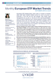 ETF Barometer- October 2015